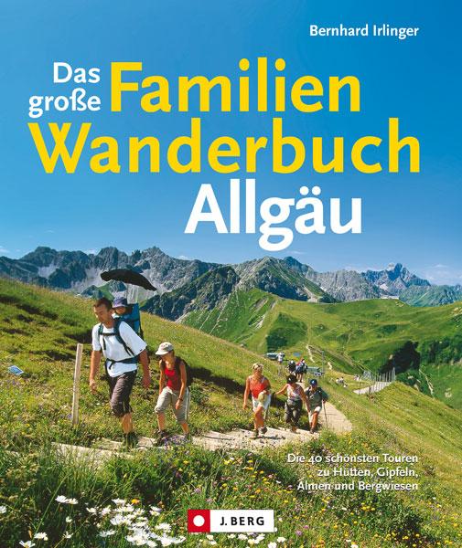 Familienwanderbuch Allgäu