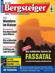 Das Fassatal: Die schönsten Bergtouren