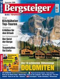 Zehn Super-Höhenwege in den Dolomiten
