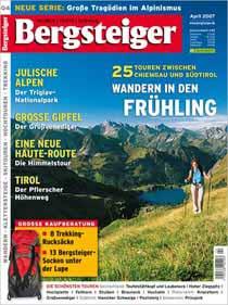 25 Frühlingstouren zwischen Chiemgau und Südtirol