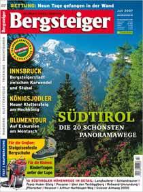 20 schönsten Panoramawege in Südtirol