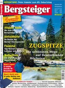 Die schönsten Anstiege auf Deutschlands höchsten Gipfel