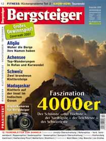 Faszination 4000er - die höchsten Berge in den Alpen