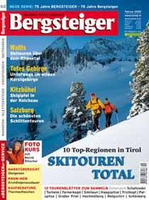 Top 10 der schönsten Ski-Bergsteiger Touren