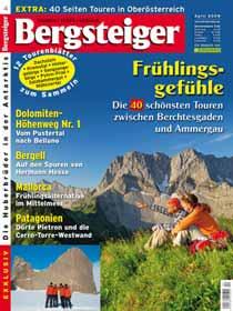 40 Touren für die neue Bergsaison