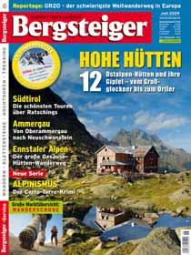 Hohe Hütten in den Ostalpen