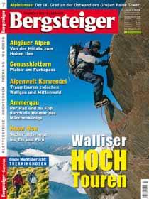 Hochtouren in den Walliser Alpen