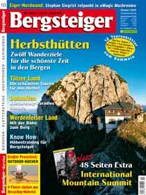 Herbst-Hütten zwischen Rax und Berner Alpen