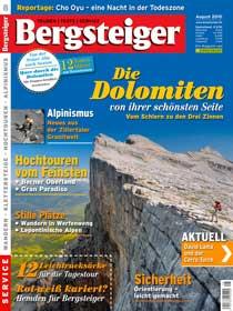 In elf Etappen durch die Dolomiten
