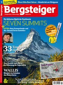 Seven Summits - die sieben Höchsten