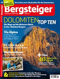 Die Höchsten Gipfel der Dolomiten