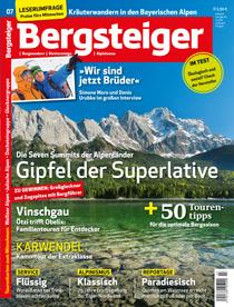 Die »Seven Summits der Alpen«