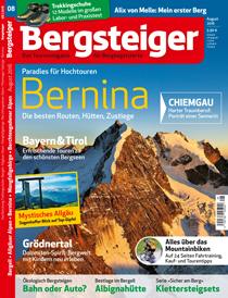 Bernina: Paradies für Hochtouren