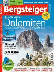 Die wilde Seite der Dolomiten