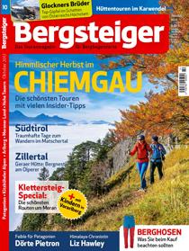 Himmlischer Herbst im Chiemgau