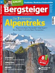 Die 7 schönsten Alpentreks