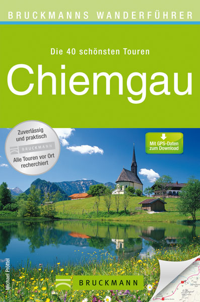 Wanderführer Chiemgau