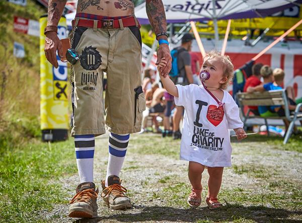 Lake of Charity - Ein Event für jung und alt ©saalbach.com, Daniel Roos