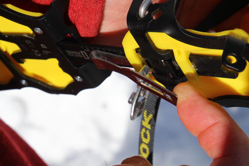Black Diamond Couloir Klettergurt Test : Steigeisenmodelle im test bergsteiger magazin