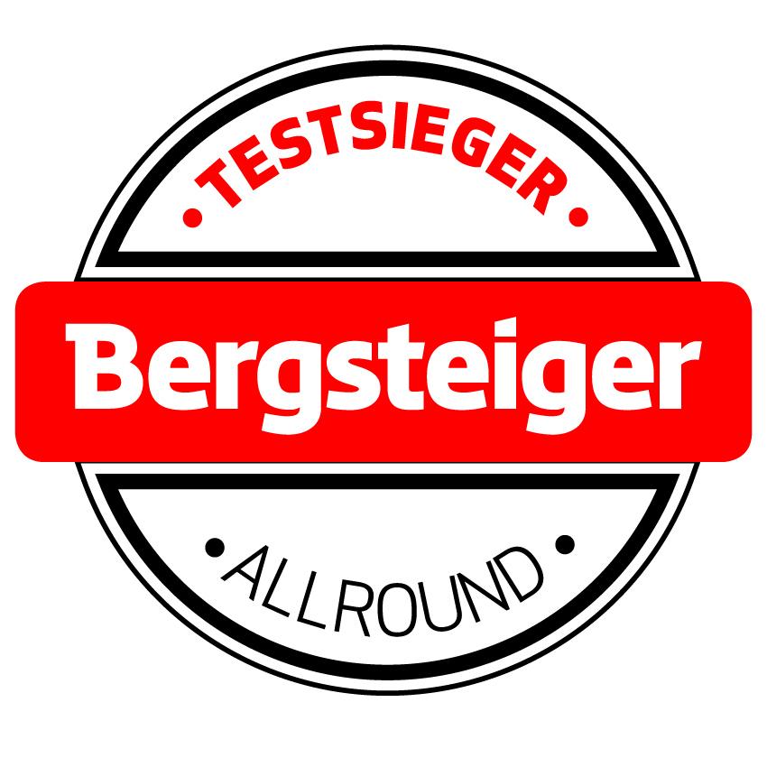 BERGSTEIGER Testsieger Allround