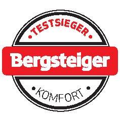 BERGSTEIGER Testsieger Komfort