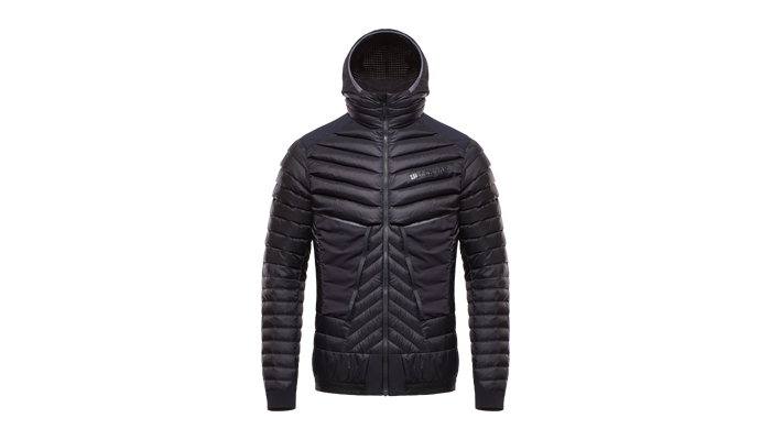 Im Bergsteiger Test: Blackyak Hybrid Jacket