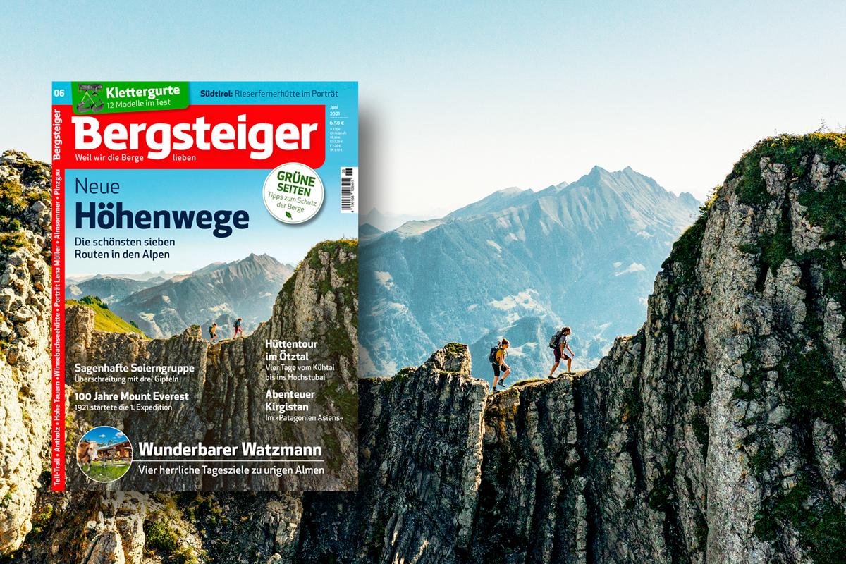 Bergsteiger 06/21