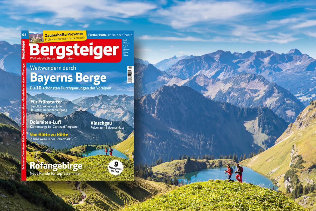 Bergsteiger 04/21