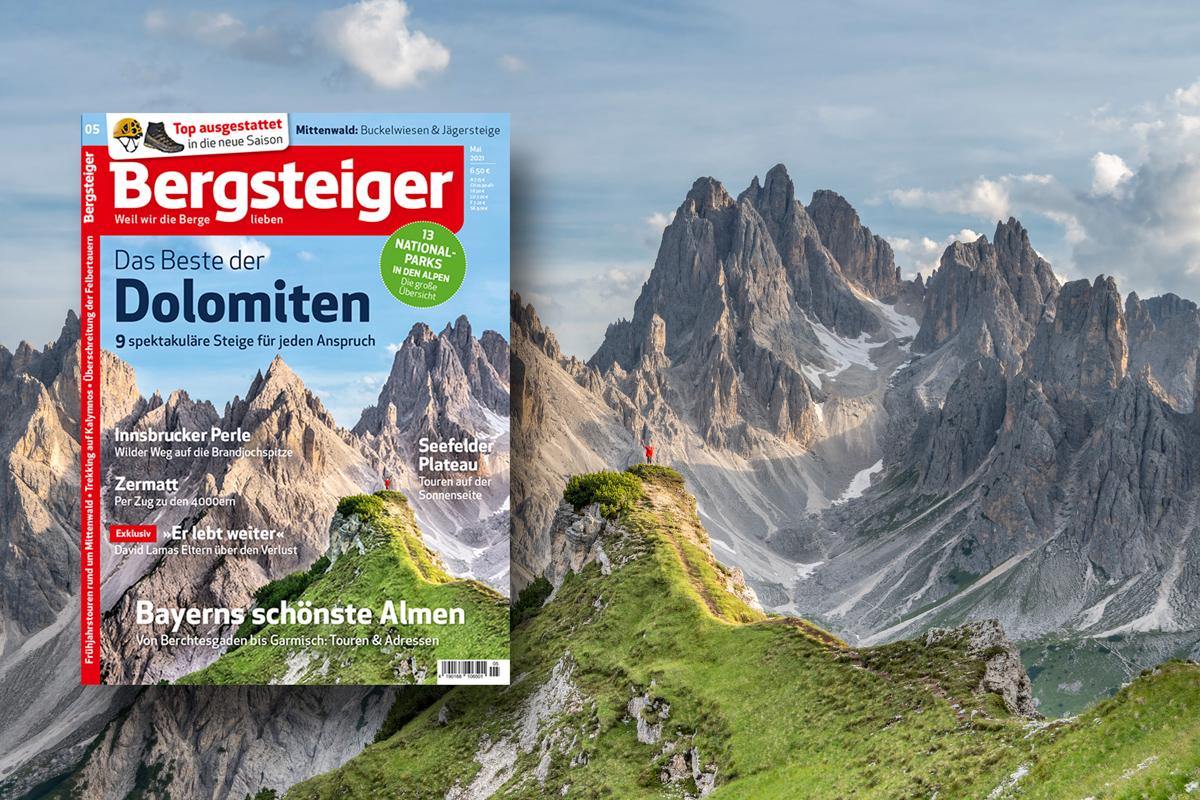 Bergsteiger 05/21