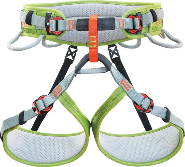 Im Bergsteiger Test 06/16: CLIMBING TECHNOLOGY Ascent