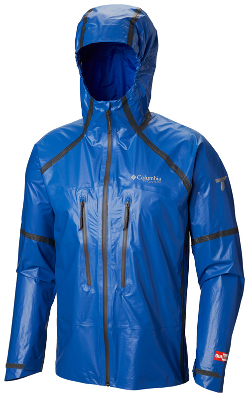Im Bergsteiger Test: Columbia OutDry Ex Featherweight Shell