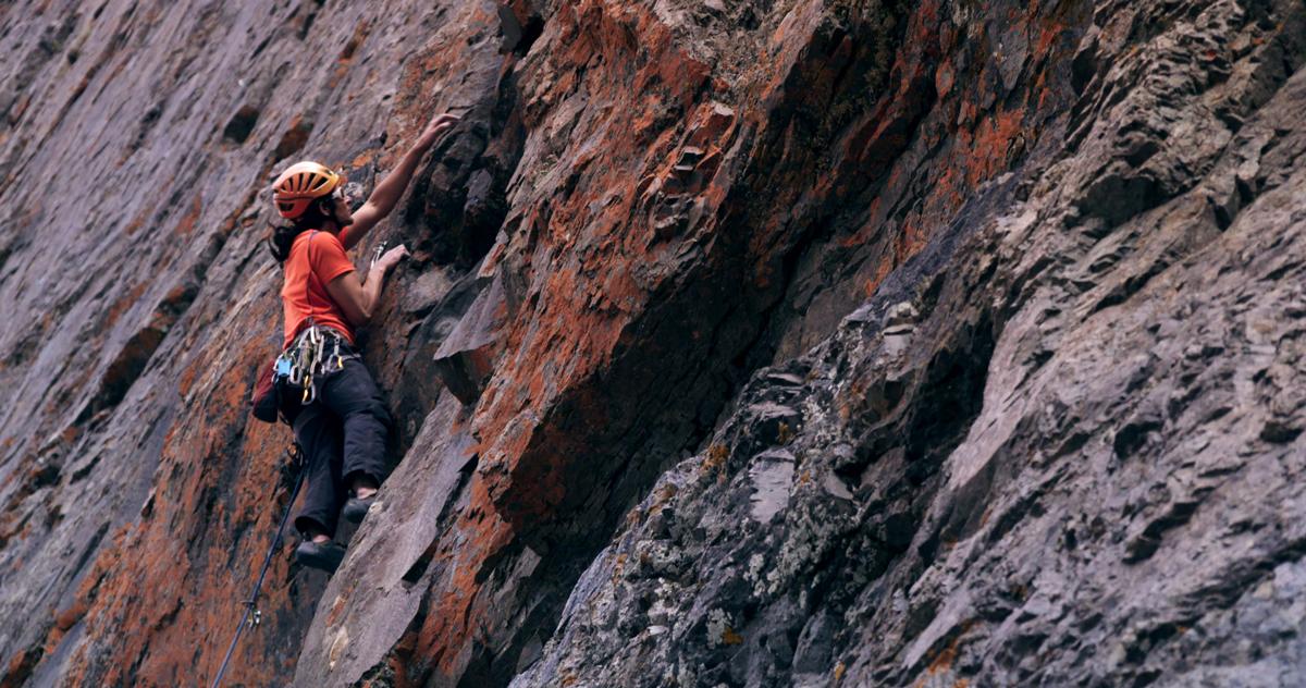 Klettern Anden