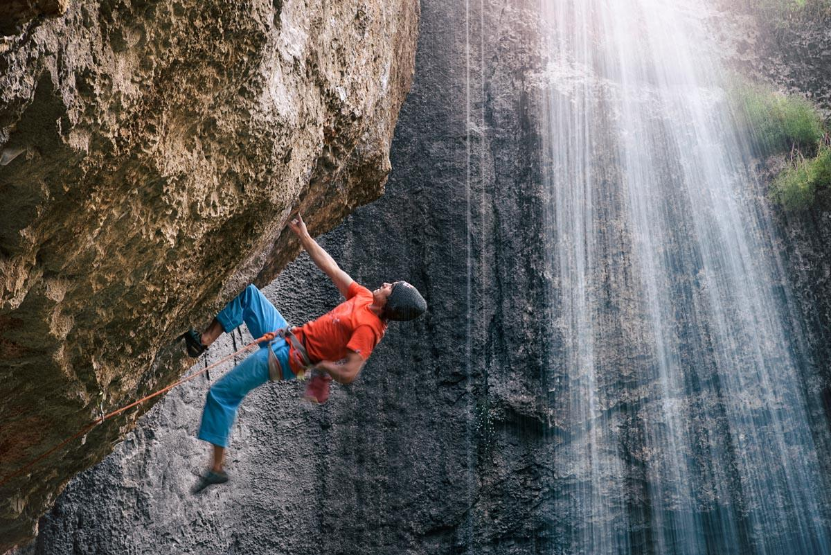 Klettersteig Norddeutschland : David lama klettert »avaatara« im libanon bergsteiger magazin