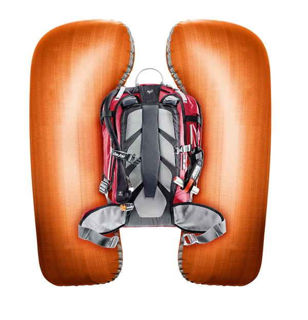Im Bergsteiger Test: Deuter Ontop Lite ABS 26