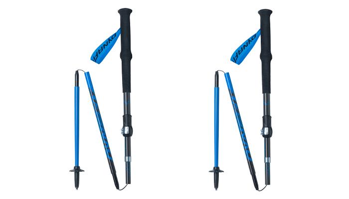 Im Bergsteiger Test: Dynafit Ultra Pro Pole