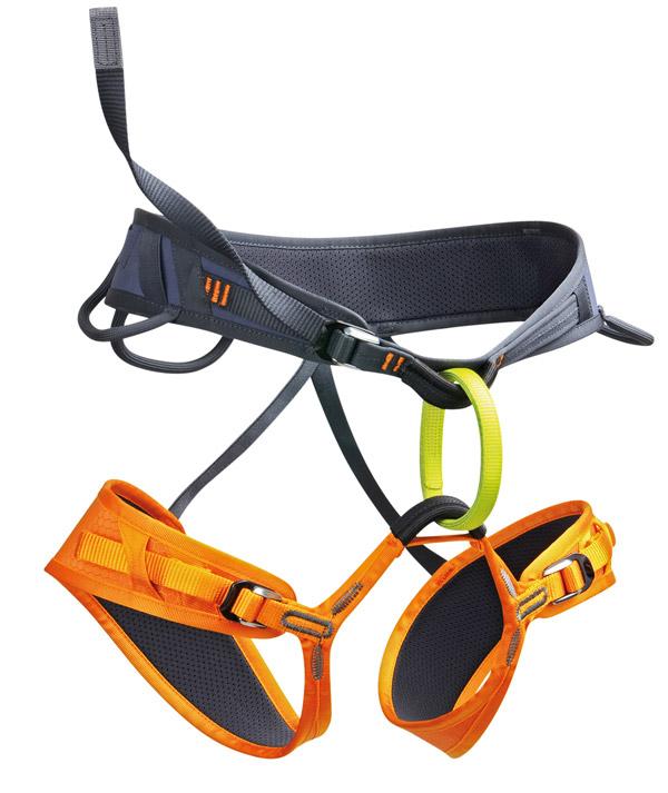 Im Bergsteiger Test 06/16: EDELRID Wing / Eleve