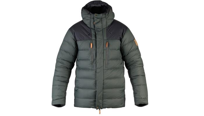 Im Bergsteiger Test: Fjällräven Keb Expedition Down Jacket