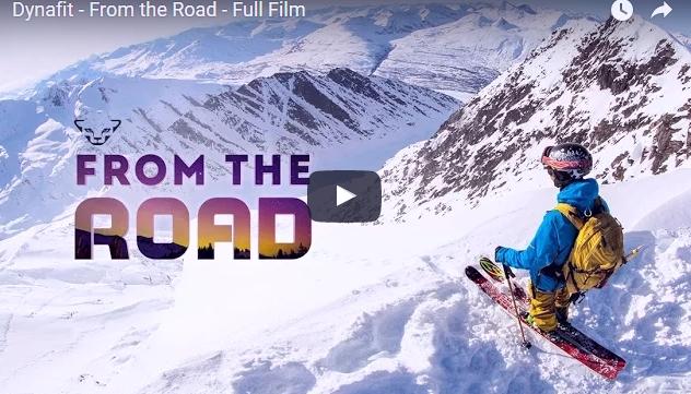 From the Road: Freeriden in Alaska