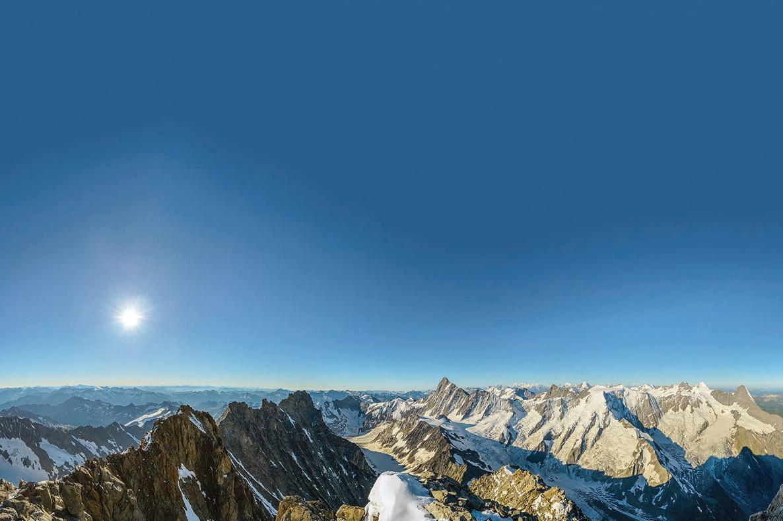 Die schönsten Hochtouren in der Schweiz