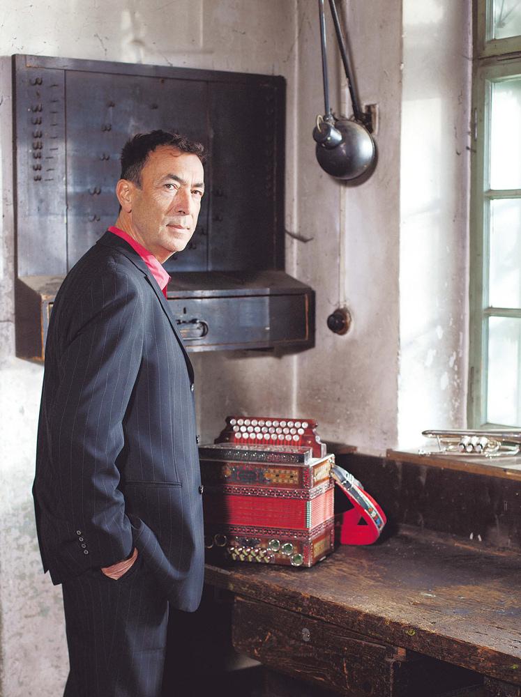 Neue Volksmusik, alpine Weltmusik? Der Goiserer lässt sich nicht so leicht in Schubladen stecken.