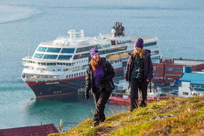 Zu gewinnen: eine Norwegen-Reise mit Hurtigruten