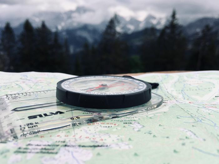 Seid dabei beim Orientierungs-Workshop von Bergsteiger und SILVA.