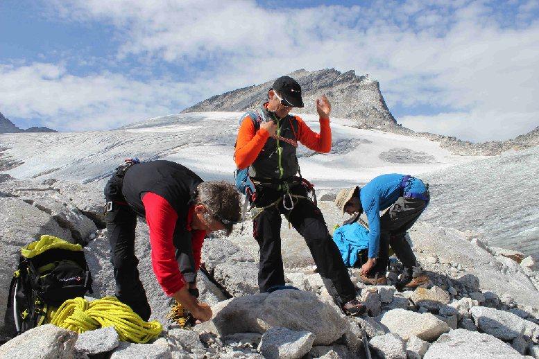 Heiß auf Eis: auf Hochtour in den Hohen Tauern