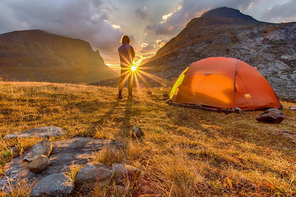 Zelt Für Jakobsweg : Tipps zu kauf umgang und pflege von zelten bergsteiger