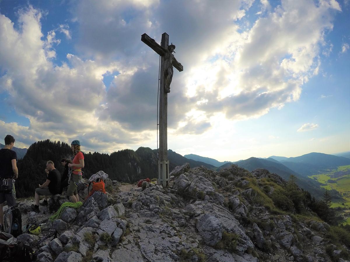Kofel Gipfelkreuz