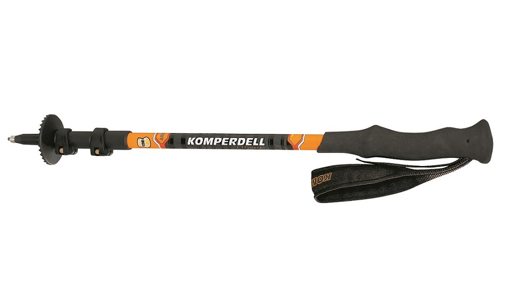 Im BERGSTEIGER Test 03/16: KOMPERDELL C3 Carbon Powerlock Compact