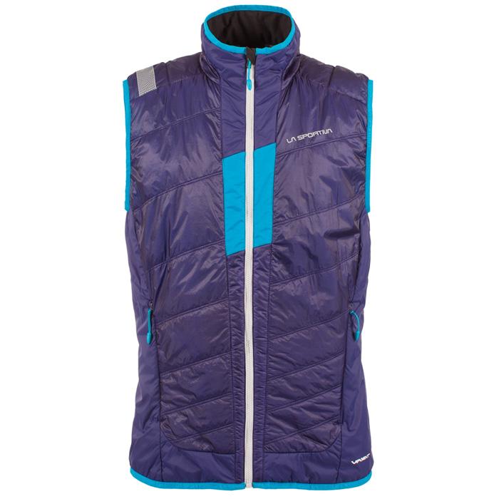 Im Bergsteiger Test: La Sportiva Trace Primaloft Vest Isolation: