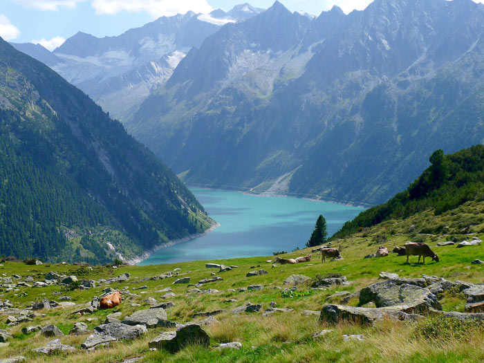 Das Zillertal gehört zu den vielfältigsten Wanderregionen.