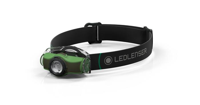 Im Bergsteiger Test: Led Lenser mh4