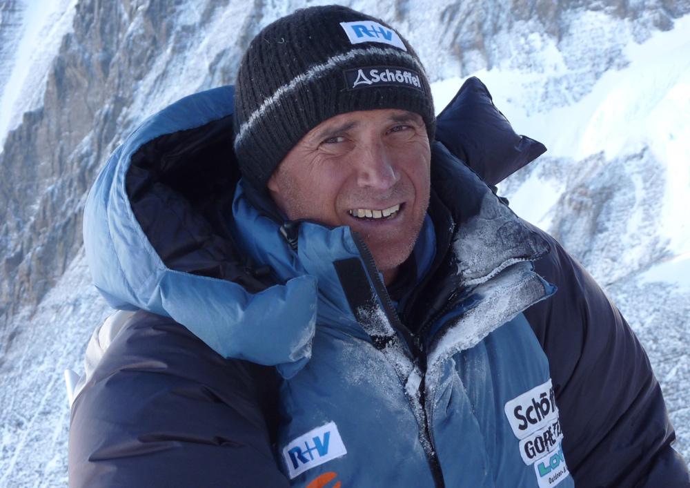 Ralf Dujmovits: erster Deutscher auf allen 14 Achttausendern
